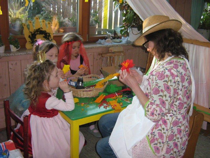 Was Gerade Passiert Freier Waldorfkindergarten Calw E V